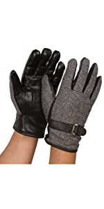 winter warm gloves touchscreen cold weather cycling running windproof sport gloves for biking women