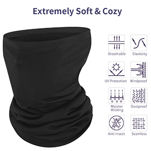Protective Face Scarf Mask