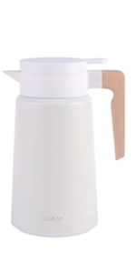 61oz coffee carafe, carafe for ice drink, carafe for cold, keep hot,green coffee carafe