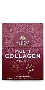 Multi Collagen Protein Pure