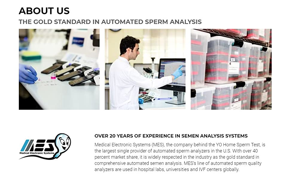 Medical Electronic Systems Automated Sperm Quality Analyzers for Labs Fertility Centers and More