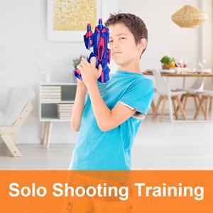Solo Shooting Training-practice shooting skills with NIGOE electronic digital target set
