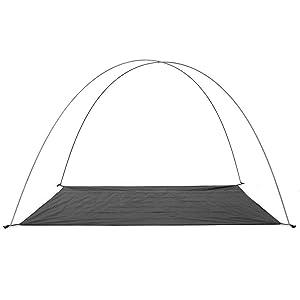 Yosemite Tent - No Rain Fly & Mountains