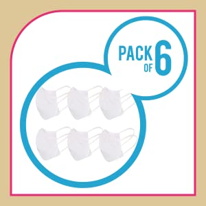 BABY FACE MASK - SPN-FOR1