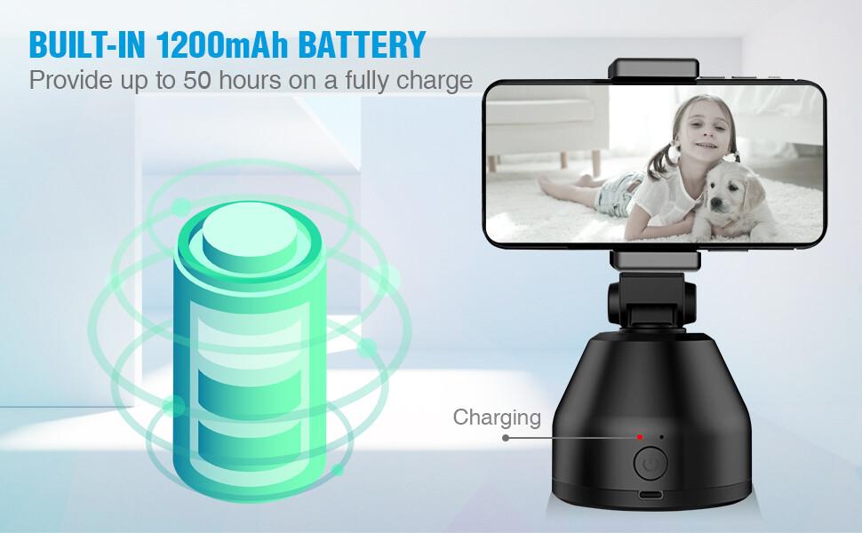 Selfie Sticks 360° Rotation