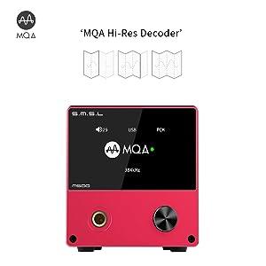 MQA Decoder