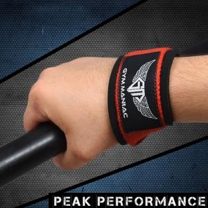 Gym Manic GM lifting straps