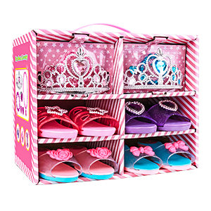 Princess Shoes Case