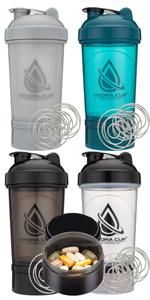 4pack Storage Shakers