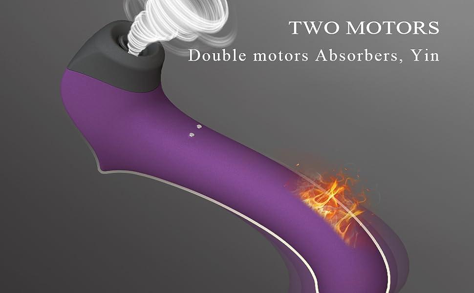 Clitoral Sucking Heating Vibrator Suction Orlena Clitoris Warm Couple Sex Toys Adult Lesbian Dildo