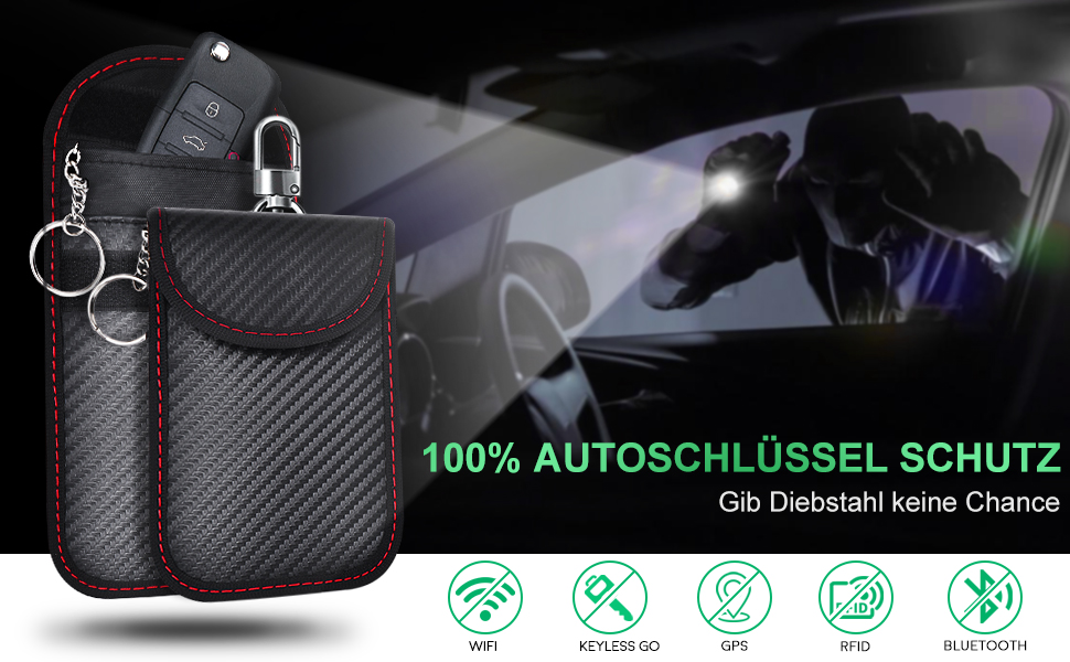 Lanpard Keyless Go Protection Car Key Protection Elektronik