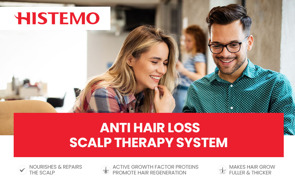 Anti Hair Loss amp; Scalp Therapy System