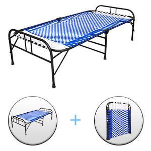 folding bed for sleeping