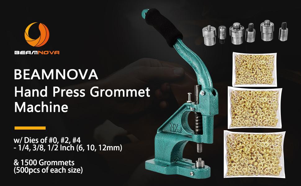 hand press grommet machine