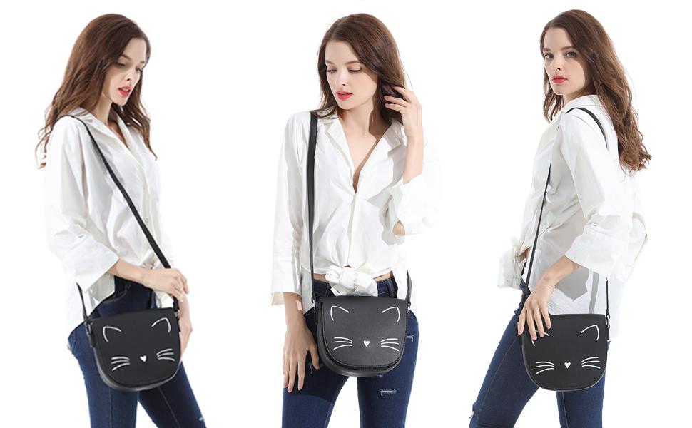 Shoulder Bag crossbody bags for teen girls crossbody purses for women one side purse side hand purse