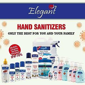 Sanitizer range
