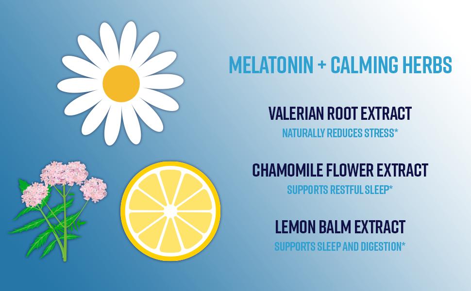 kid tablets sleep machine melatonin natural calm magnesium powder valerian root capsules magnesium