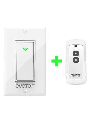 Smart Switch with Remote Controller