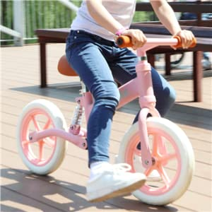 31e825b9 a3a0 480e 98d1 831c1e189c78.  CR0,0,330,330 PT0 SX300 V1    - 40% off coupon code for PELLIOT Balance Bike-12 Wheels Light Weight No-Pedal Toddlers Walking Bicycle for Children Age 3-6