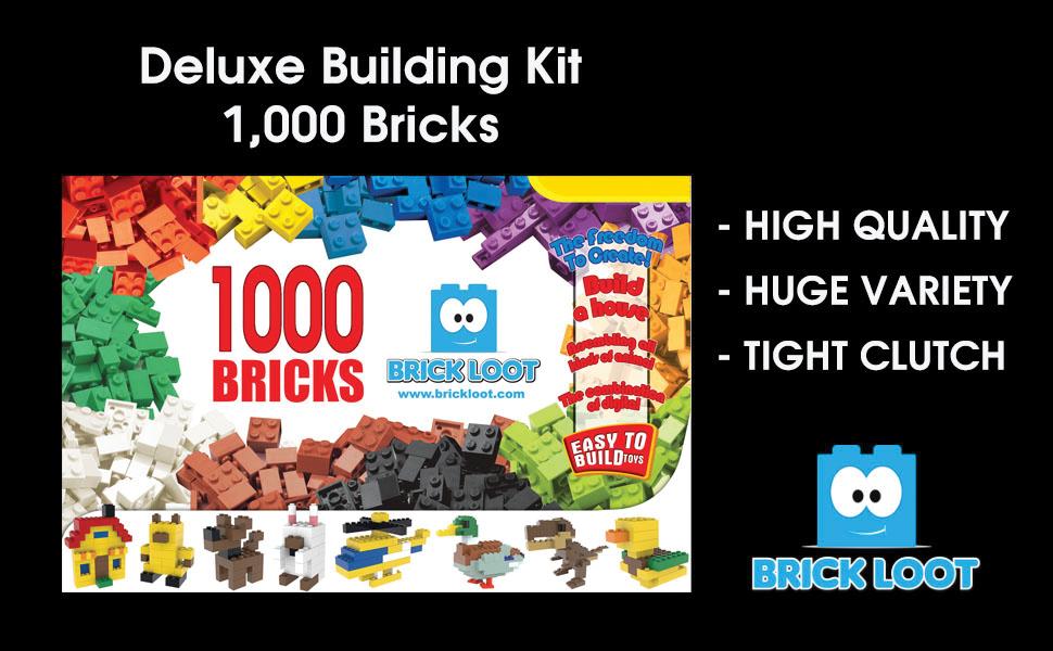 Brick Loot LEGO Compatible Bricks