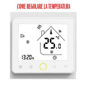 La temperatura ambiente es incorrecta, ¿cómo ajustar?