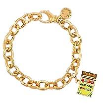 hanging crayon box charm bracelet initials gift letter bracelet gifts for women graduation Tiffany
