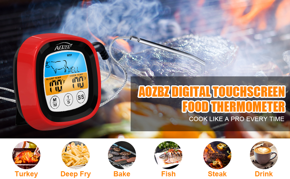 Digital Meat Food Thermometer