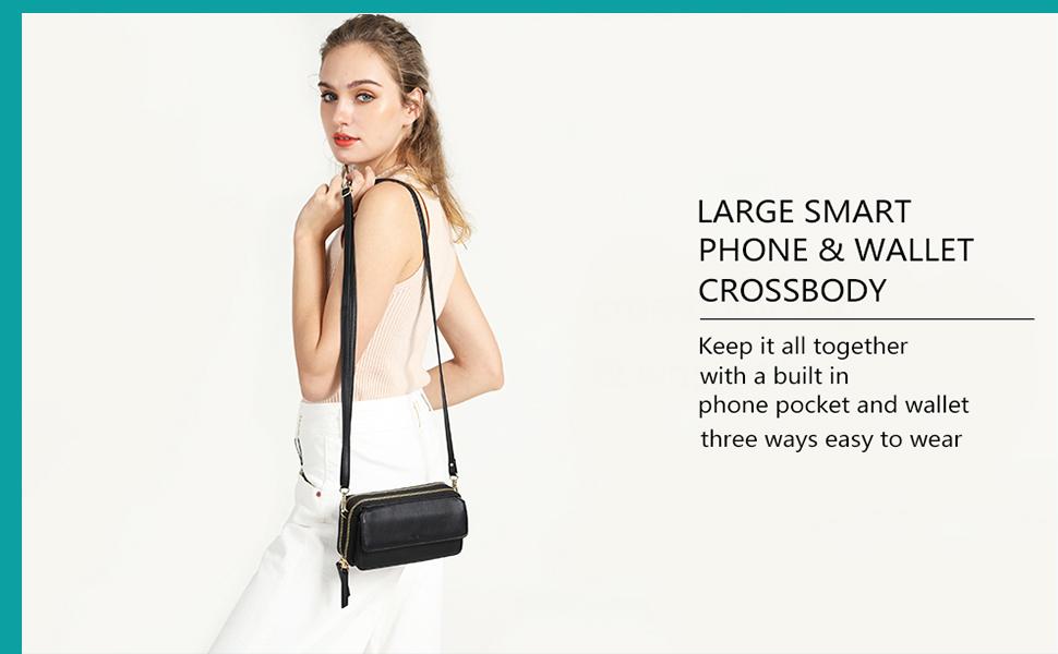little crossbody bag for women