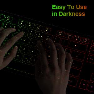 Computer Tastatur Gaming