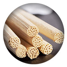 Anti-clogging Reeds Create a Stronger scent throw. Flame-free way to spread fragrance in your home.