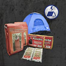 shelter warmth protection elements tube dome tent poncho sleepingbag bivy handwarmer heat protection