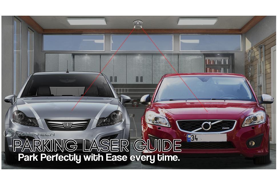 Parking Laser Guide