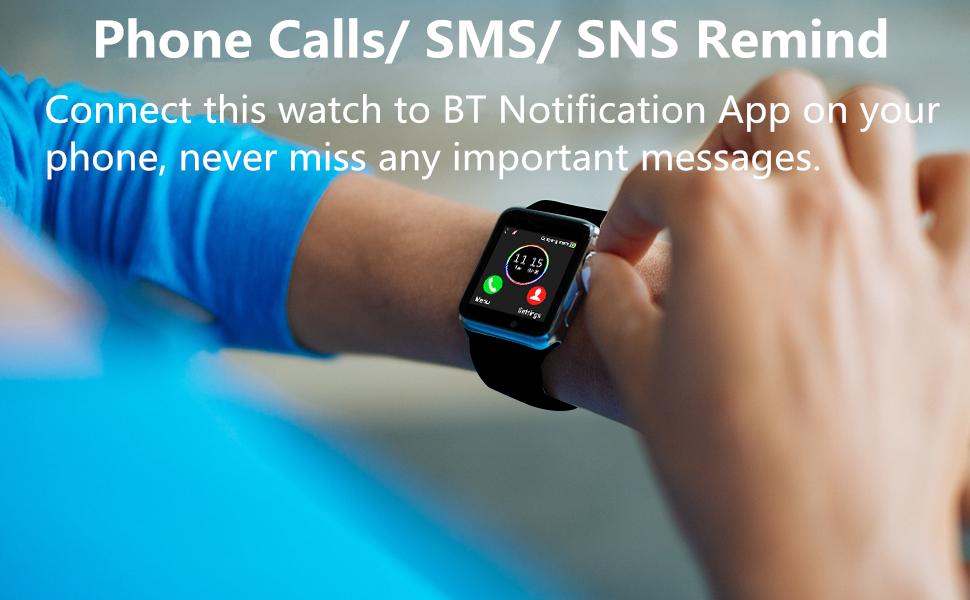 smart watch a1 Bluetooth men girls boy android