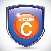 immunity nutrition bilberry vitamin c