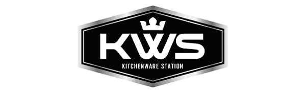 KWS KitchenWare Station Logo