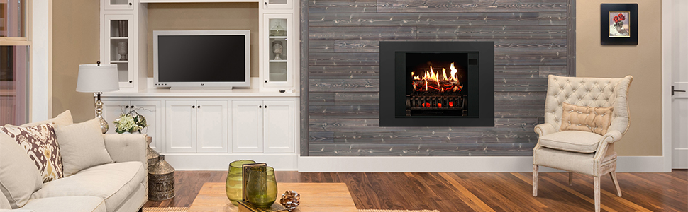 "28"" Electric Fireplace Insert"