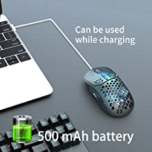 extended battery life rechargeable mouse office mouse