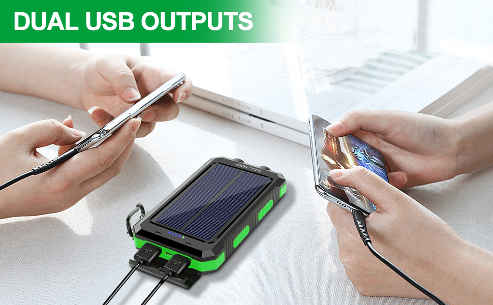 USB battery pack cell charger power bank
