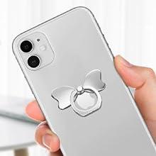 Metal Cell Phone Finger Ring Holder
