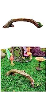 Fairy garden outdoor supplies indoor chair mini miniature