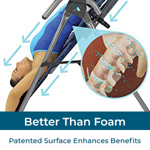 Better Than Foam - Patented Features Enhance Benefits