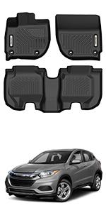 Honda HR-V liners