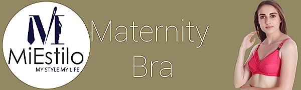 miestilo maternity bra nursing bra