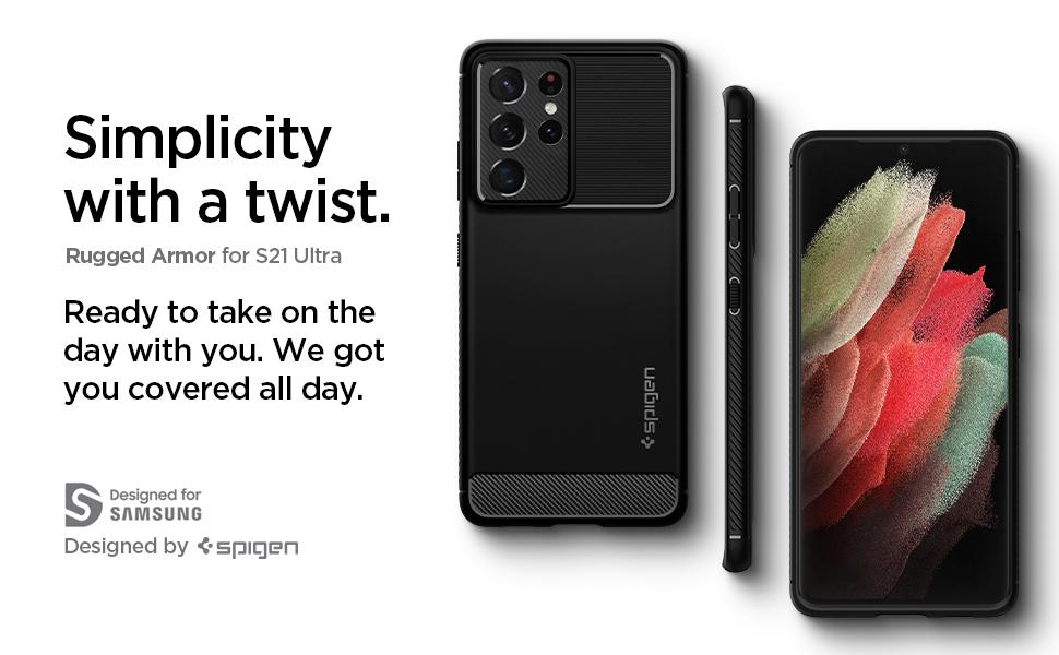 Galaxy S21 Ultra Case