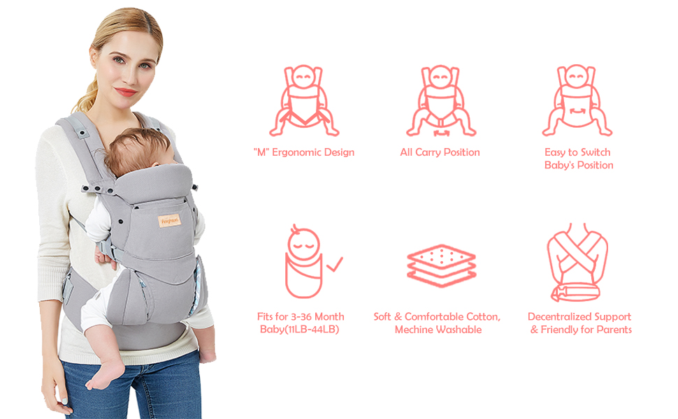 Baby Carrier Main Features