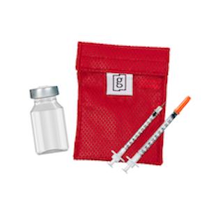 Estuche de Bolsillo de GlucologyTM para Refrigeración de Insulina ...