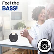 M1 Mini Bluetooth Portable Splash Proof Speaker with Pendrive/Sd Card/Aux Support (Black)