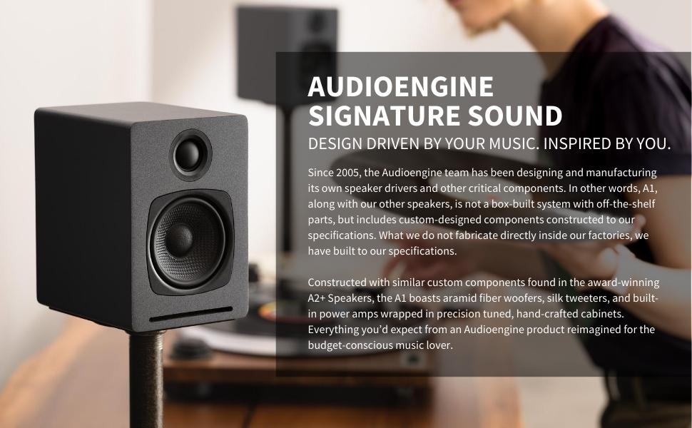 Audioengine Signature Sound