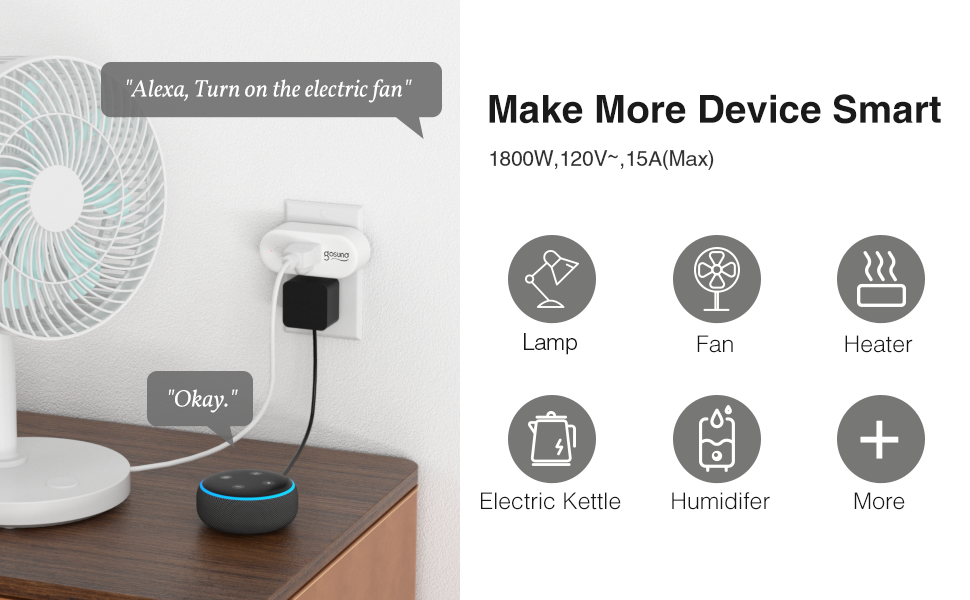 Make more device to be smart
