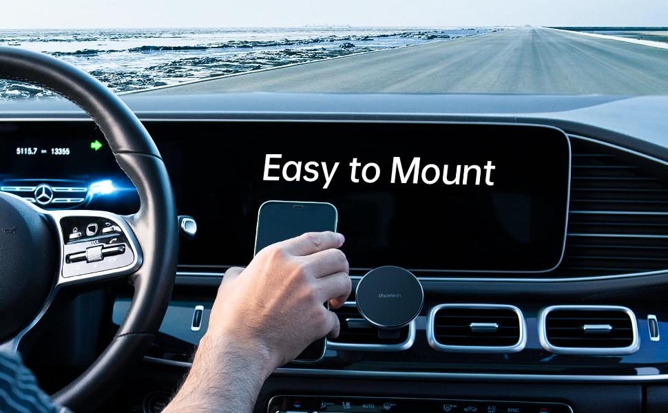 magsafe car mount iphone 12